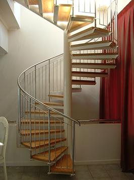 Spiral Stairs 1
