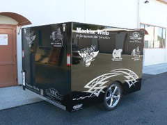 Trailer by Metal Works Engineering Services